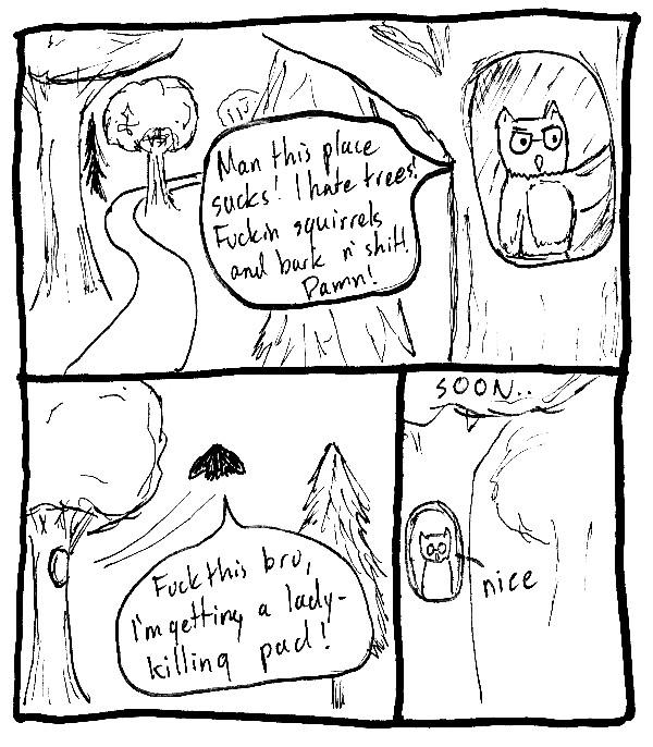 Owl Comics